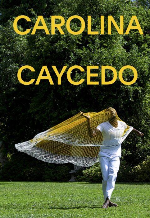 Cover for Carolina Caycedo