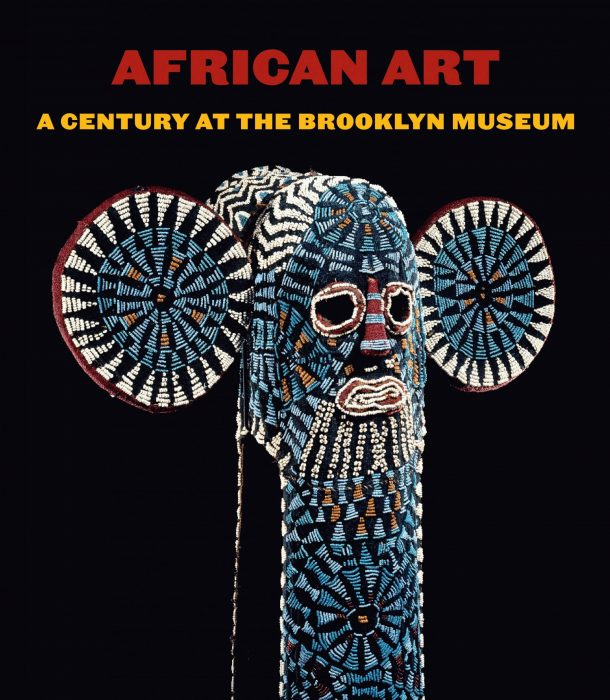 Cover for African Art: A Century at the Brooklyn Museum