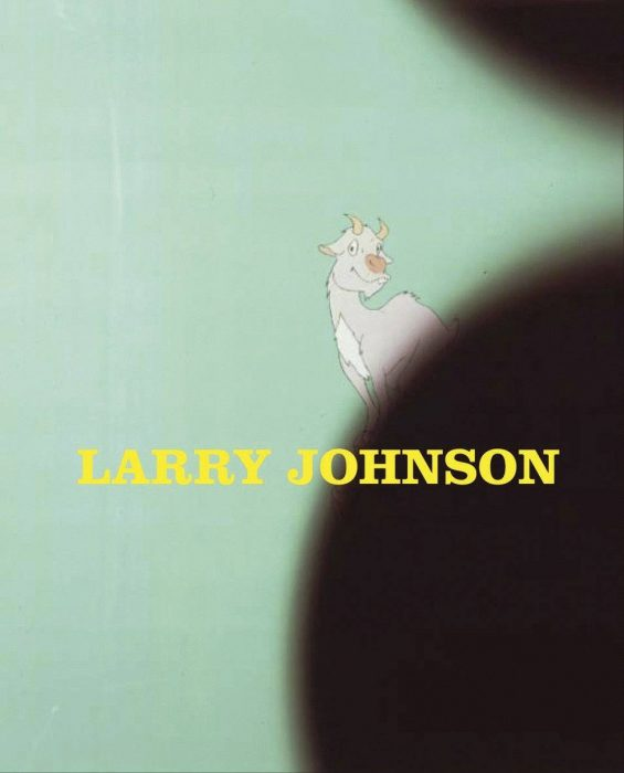 Cover for Larry Johnson