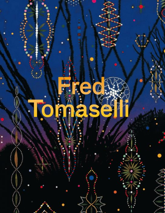 Cover for Fred Tomaselli