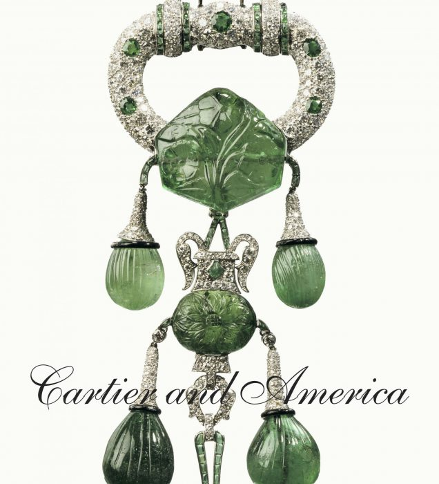 Cover for Cartier and America