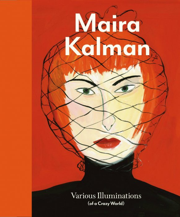 Cover for Maira Kalman: Various Illuminations (Of a Crazy World)