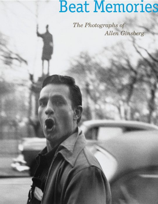 Cover for Beat Memories: The Photographs of Allen Ginsberg