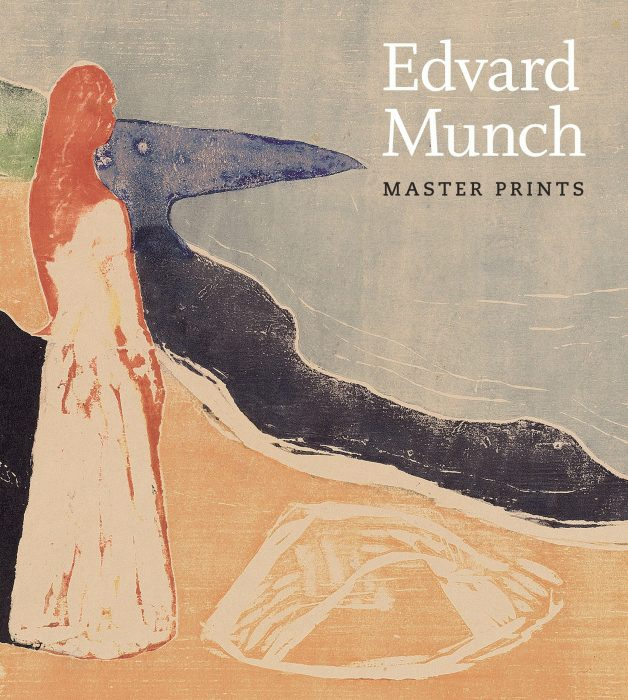 Cover for Edvard Munch: Master Prints