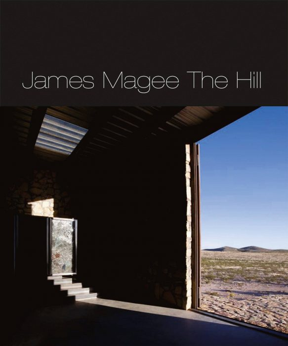 Cover for James Magee: The Hill