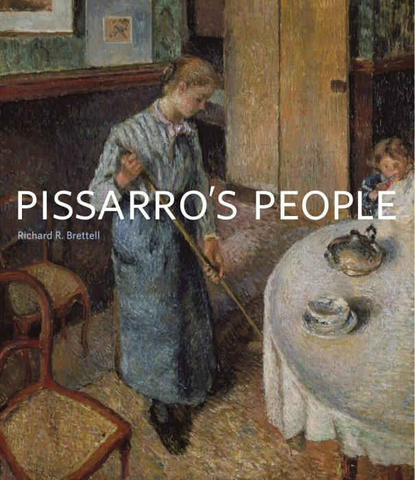 Cover for Pissarro's People