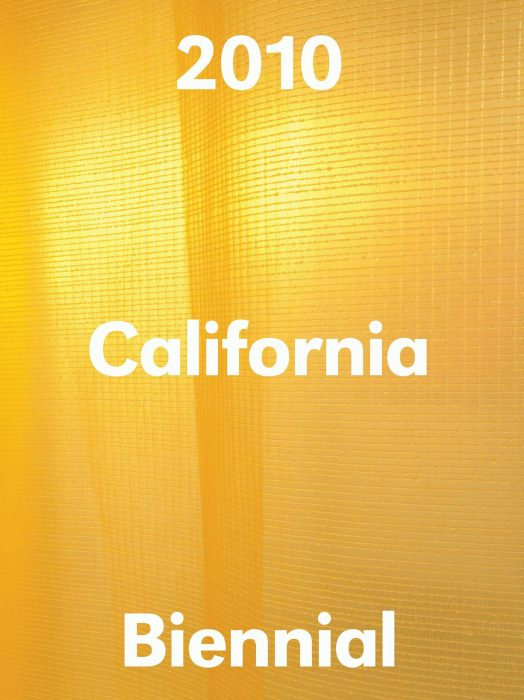 Cover for 2010 California Biennial Orange County Museum of Art