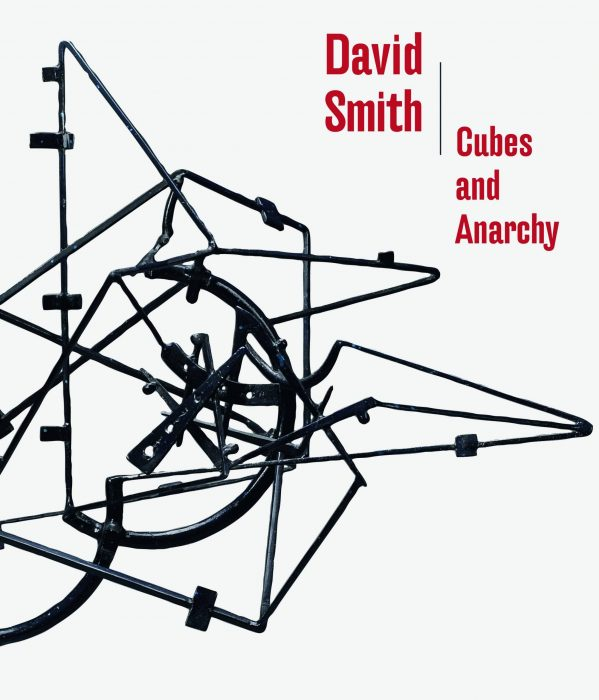 Cover for David Smith: Cubes and Anarchy