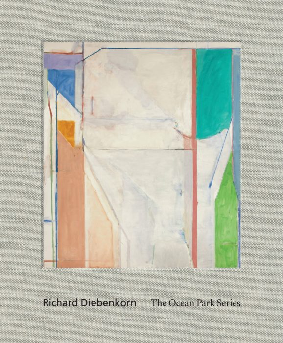 Cover for Richard Diebenkorn: The Ocean Park Series