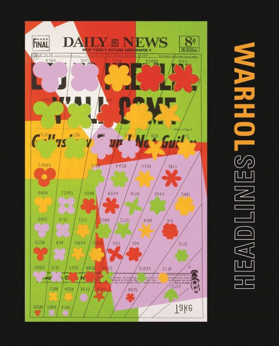 Cover for Warhol: Headlines