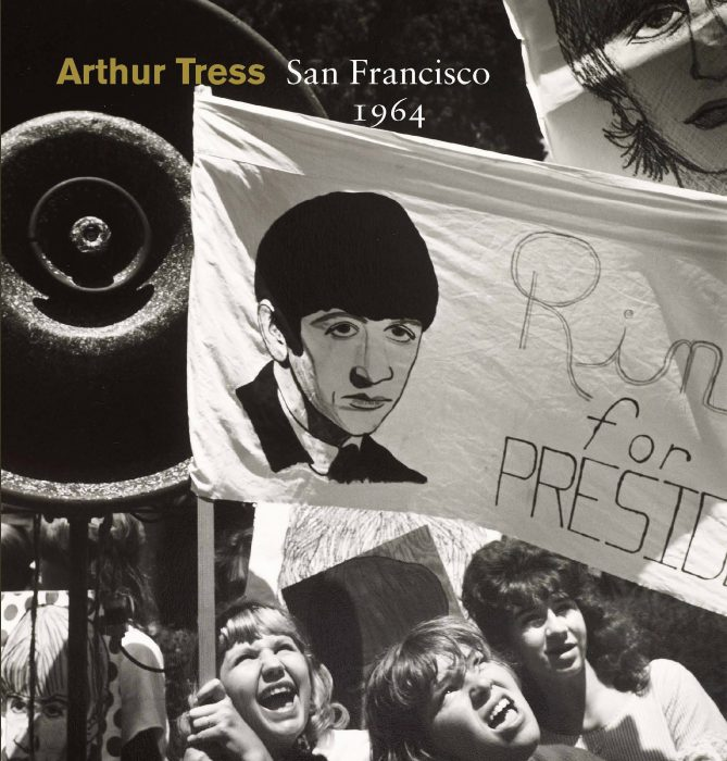 Cover for Arthur Tress: San Francisco 1964