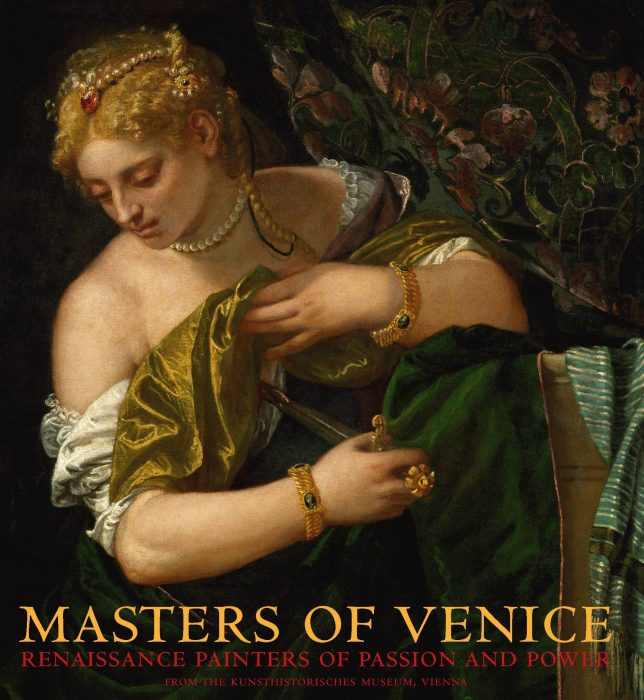 Cover for Masters of Venice: Renaissance Painters of Passion and Power