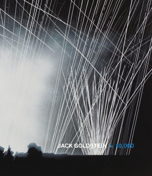 Cover for Jack Goldstein x 10,000