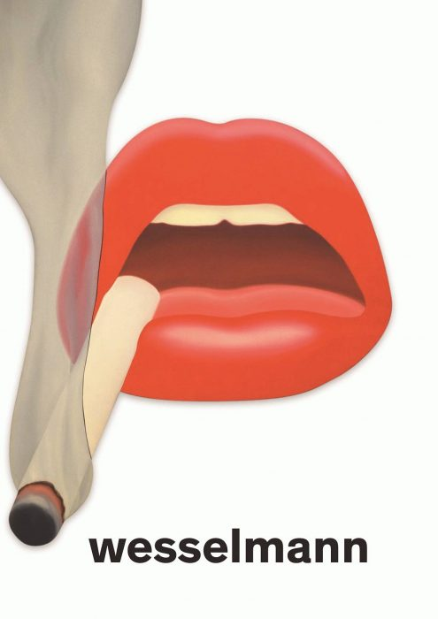 Cover for Tom Wesselmann