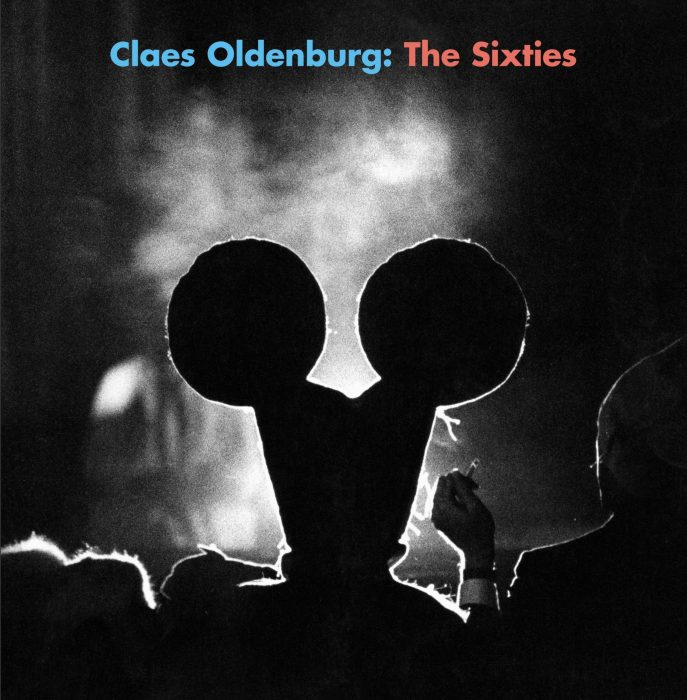 Cover for Claes Oldenburg: The Sixties