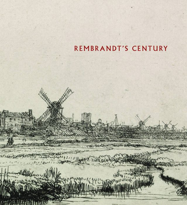 Cover for Rembrandt's Century