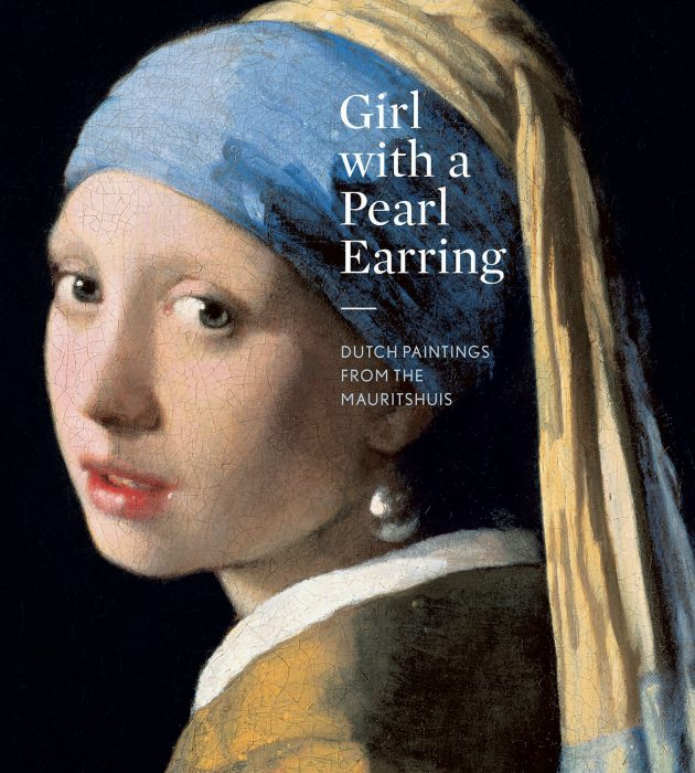 Cover for Girl with a Pearl Earring: Dutch Paintings from the Mauritshuis