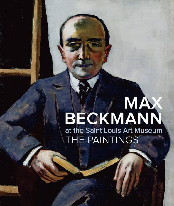 Cover for Max Beckmann at the Saint Louis Art Museum: The Paintings