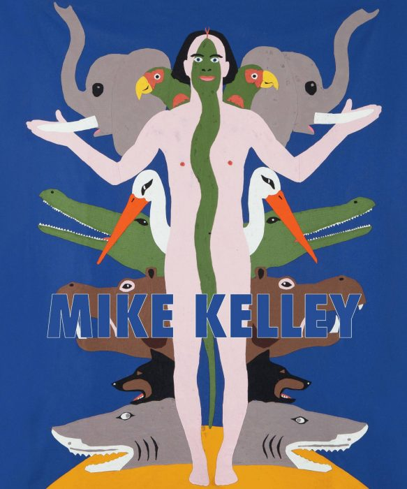 Cover for Mike Kelley