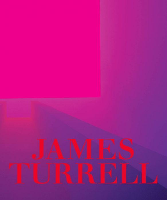 Cover for James Turrell: A Retrospective