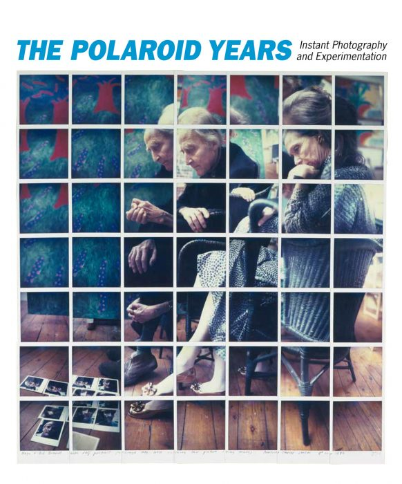 Cover for The Polaroid Years: Instant Photography and Experimentation