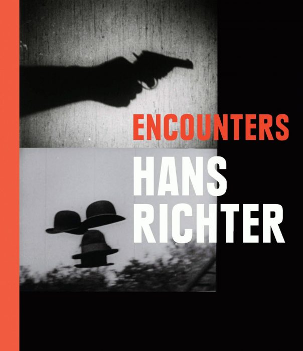 Cover for Hans Richter: Encounters