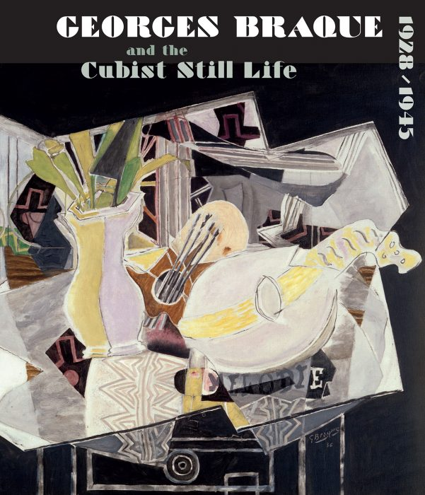 Cover for Georges Braque and the Cubist Still Life, 1928-1945