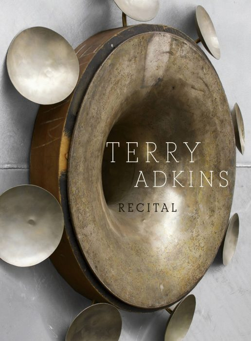 Cover for Terry Adkins: Recital