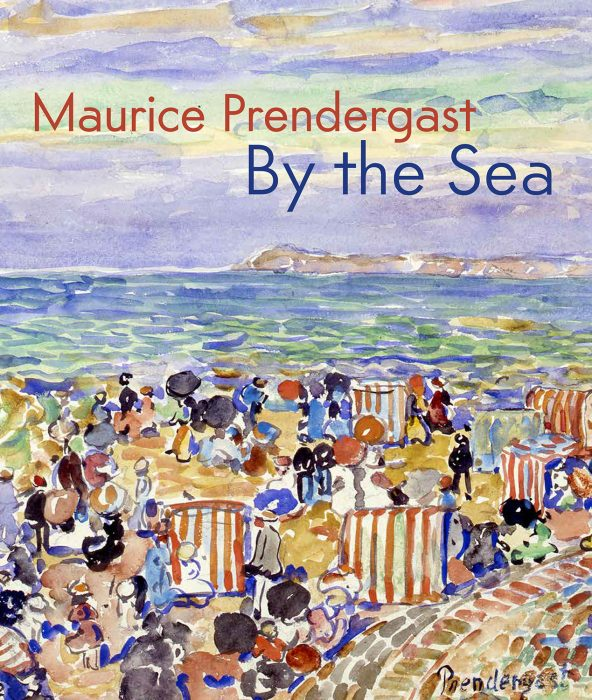 Cover for Maurice Prendergast: By the Sea
