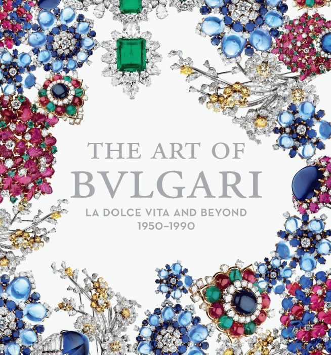 Cover for The Art of Bulgari: La Dolce Vita and Beyond