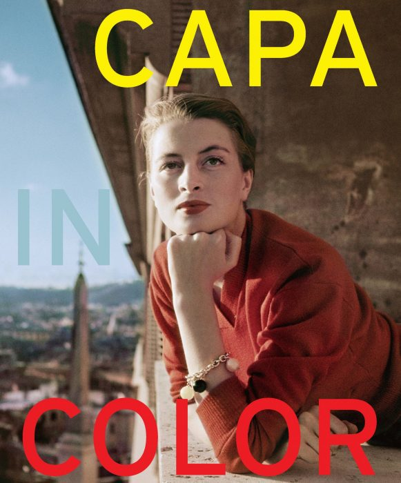 Cover for Capa in Color