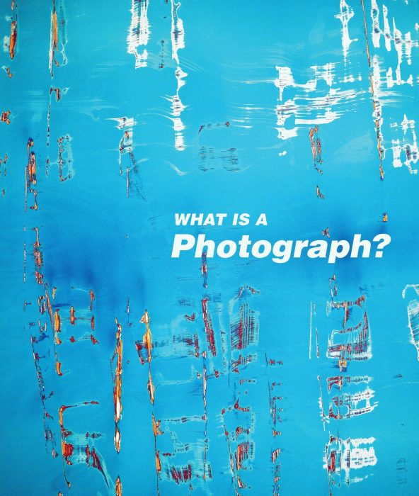 Cover for What is a Photograph?