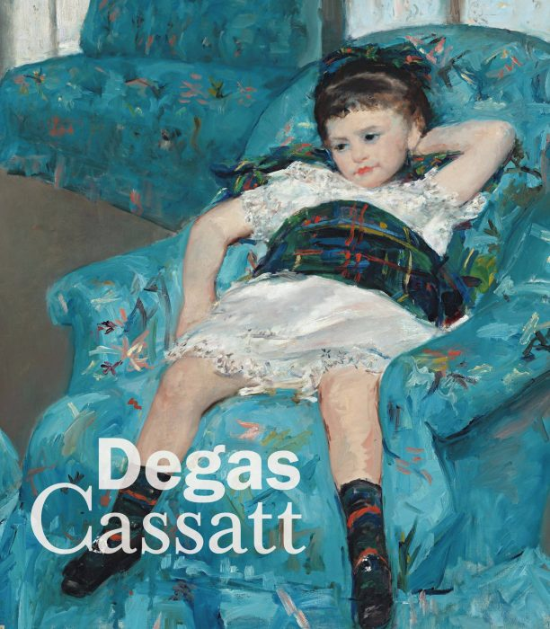 Cover for Degas/Cassatt