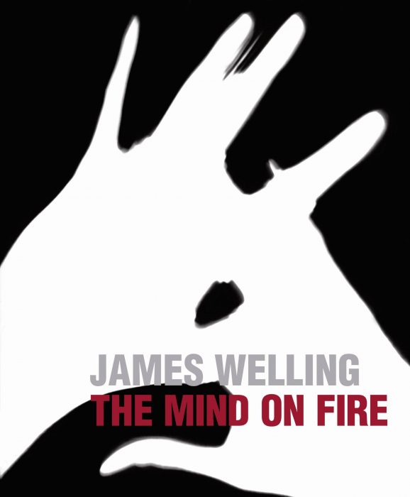Cover for James Welling: The Mind on Fire