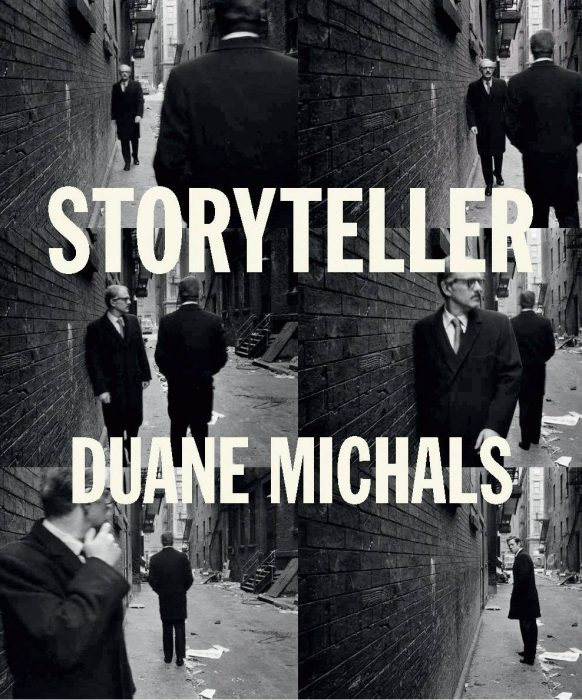 Cover for Storyteller: The Photographs of Duane Michals