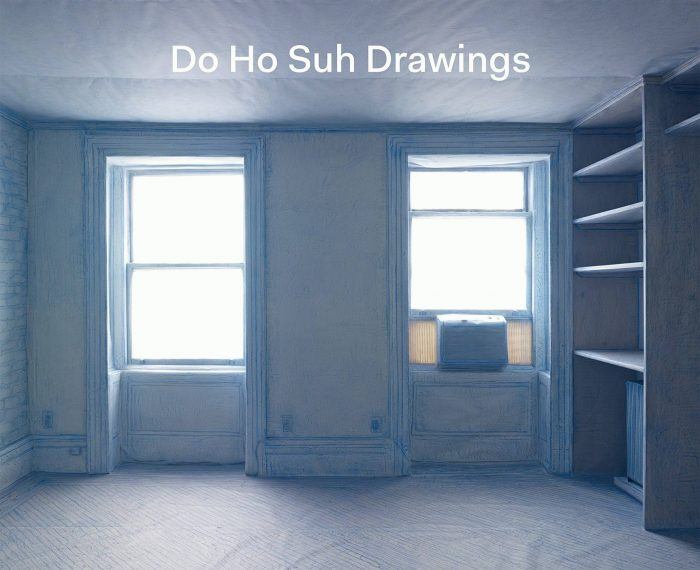 Cover for Do Ho Suh Drawings