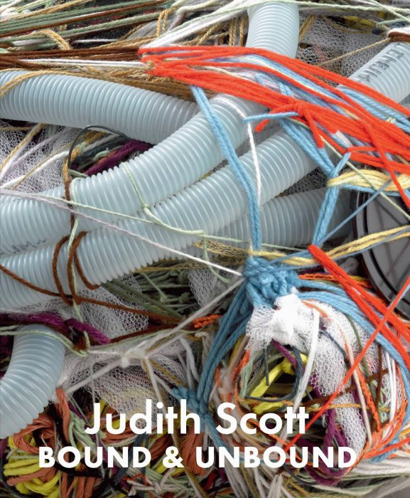 Cover for Judith Scott: Bound and Unbound