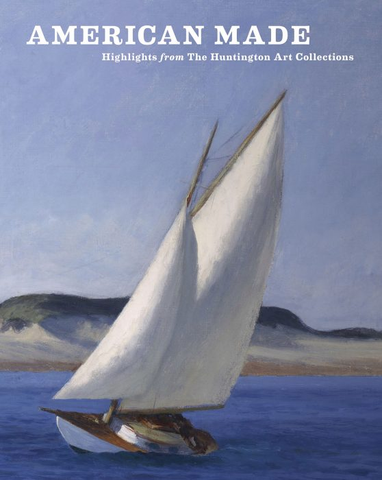 Cover for American Made: Highlights from the Huntington Art Collections