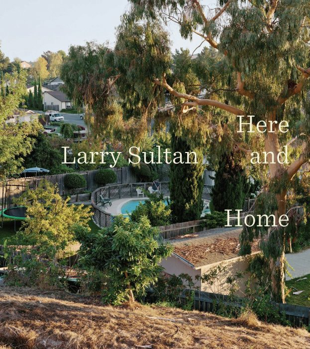 Cover for Larry Sultan: Here and Home