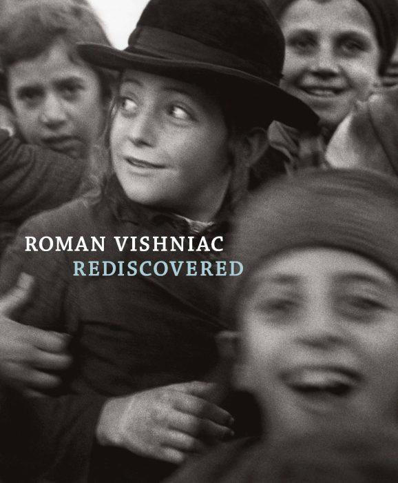 Cover for Roman Vishniac Rediscovered