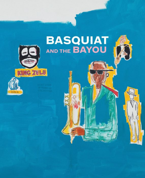 Cover for Basquiat and the Bayou