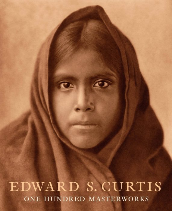 Cover for Edward S. Curtis: One Hundred Masterworks
