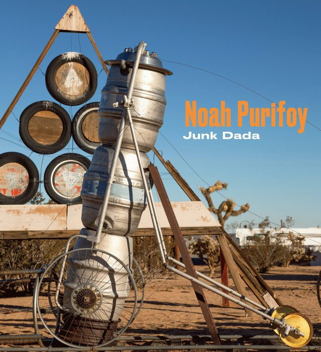 Cover for Noah Purifoy: Junk Dada