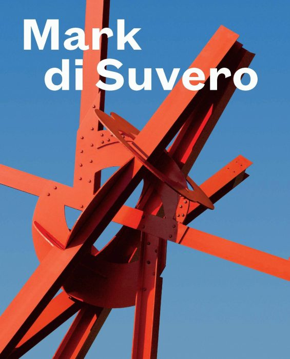 Cover for Mark di Suvero
