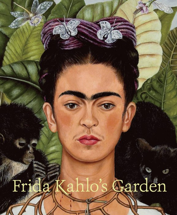 Cover for Frida Kahlo's Garden