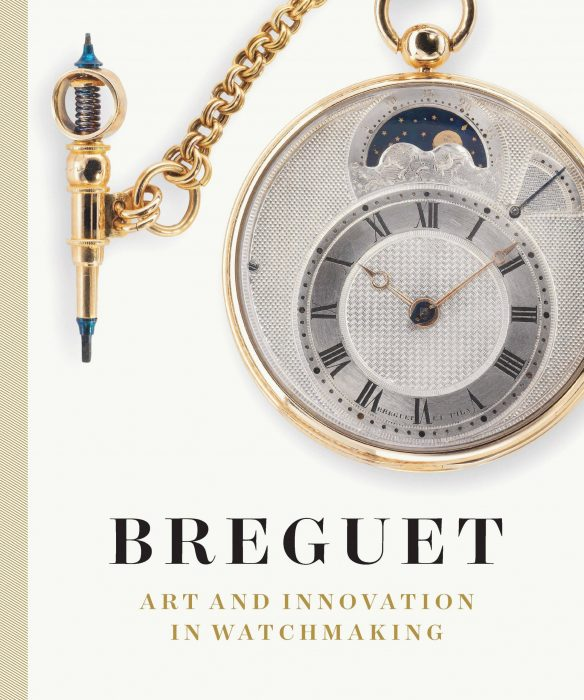 Cover for Breguet: Art and Innovation In Watchmaking