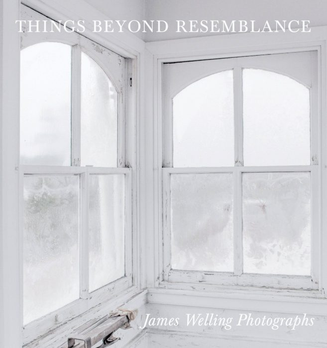 Cover for Things Beyond Resemblance: James Welling Photographs