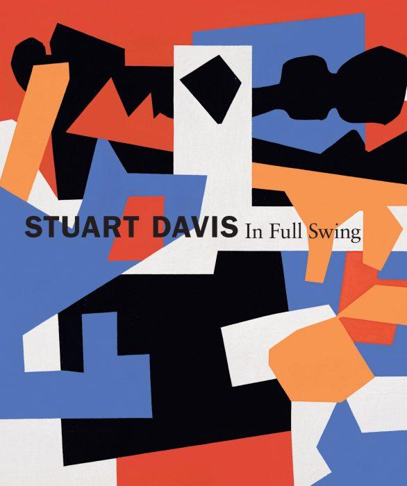 Cover for Stuart Davis: In Full Swing