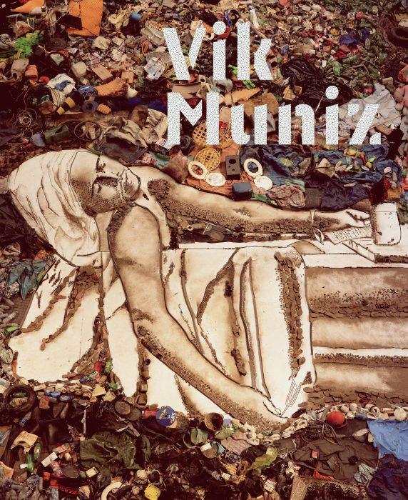 Cover for Vik Muniz