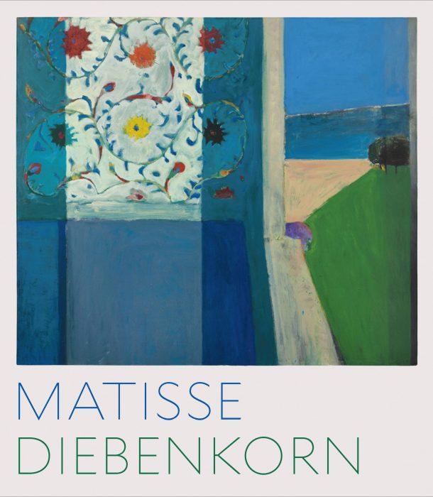 Cover for Matisse/Diebenkorn